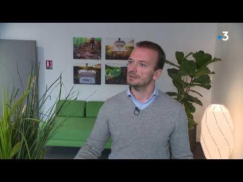Reportage France 3 : Les robots agricoles de Naïo Technologies lèvent 14 millions d'euros !