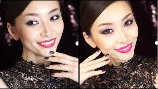 REVLON HOLIDAY 2013 Evening Opulence Inspired Makeup Thumbnail