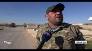 الجيش الحر يتقدم في الأحياء الشمالية لمدينة الباب