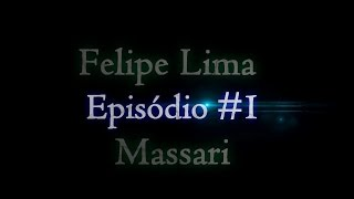Felipe Lima e Massari [MAKING OF DVD] - Bruce Bateria #1