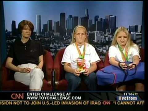 TOYchallenge 2005 Interview with Sally Ride