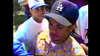 ED Lover Slaps Eazy-E 1991
