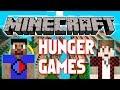 """Minecraft Hunger Games #357 """"THE OG DUO!"""" with Vikkstar & BajanCanadian"""