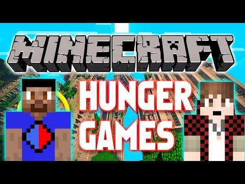 "Minecraft Hunger Games #357 ""THE OG DUO!"" with Vikkstar & BajanCanadian"