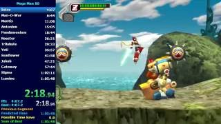 PC Mega Man X8 in 1:03:46