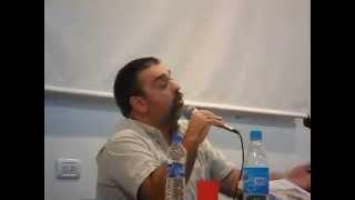 """XAVIER DE AGUIRRE presenta """"TAN HOMBRE QUE ES DIOS"""""""