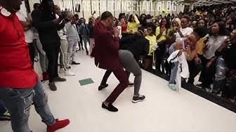 DEXTA DAPS | Twerk | NY Tour | Girls Fight To Dance With Him