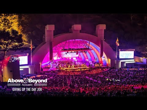 Above & Beyond Acoustic - Counting Down The Days (Live At The Hollywood Bowl) 4K