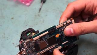 Ремонт зеркального фотоаппарата Sony Alpha SLT-A33  часть 1(Ремонт зеркального фотоаппарата Sony Alpha SLT-A33 часть 1. Дефект не включается. замена двигателя затвора. К сожал..., 2013-12-03T08:57:23.000Z)