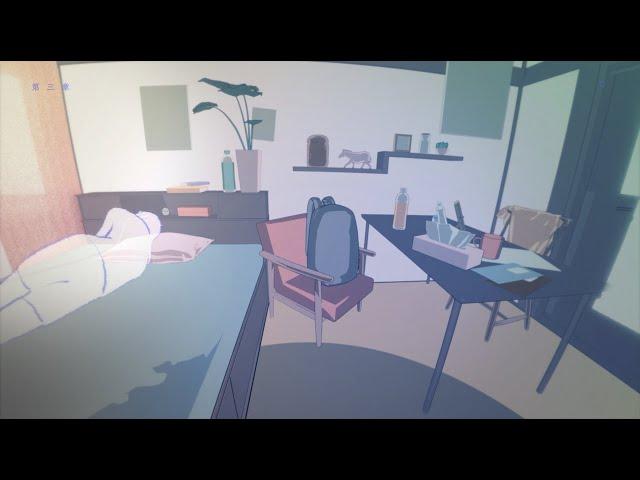 YOASOBI「たぶん」Official Music  Video
