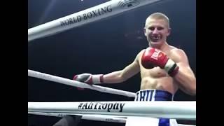 🇺🇦 Сергей Богачук одержал 10-ю досрочную победу в 10 поединке! #SerhiiBohachuk 10-0 with 10 KOs!