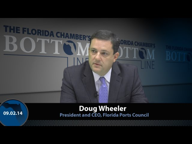 The Florida Chamber's Bottom Line - September 2, 2014