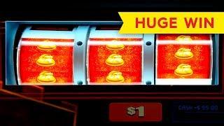 Monopoly Money Slot - HEART STOPPING PROGRESSIVE, YES!