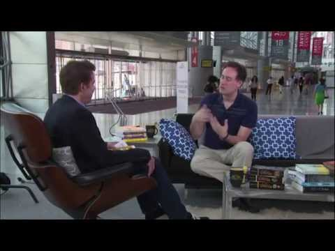 David Levithan Interview at BookCon 2015
