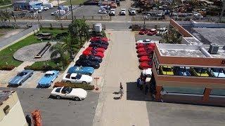 NCRS Puerto Rico Chapter Corvette Caravan - May 18, 2014
