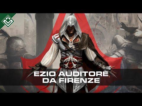 Ezio Auditore da Firenze  Assassins Creed  Dossier