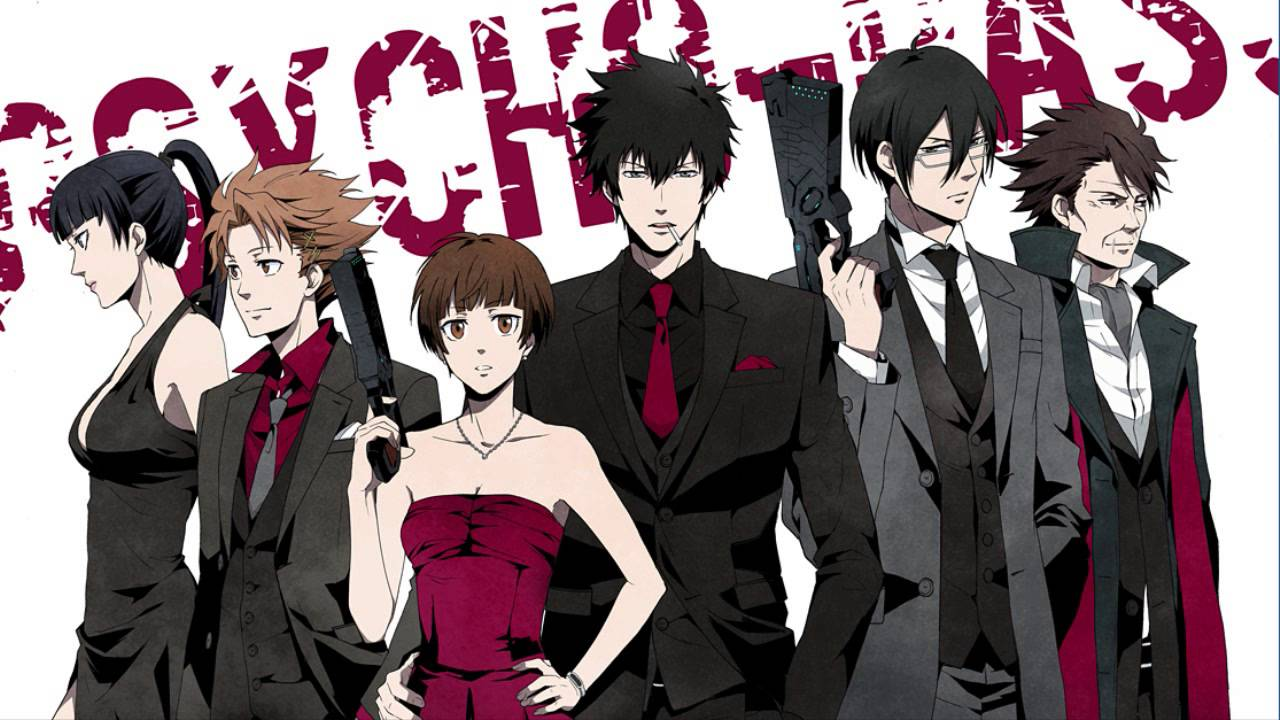 Psycho Pass German Dub