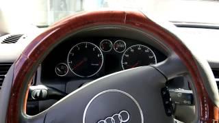 2004 Audi A6 Radio not turning on