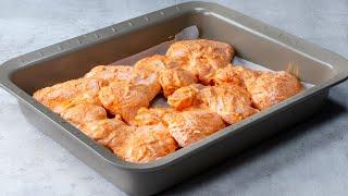 Только так надо готовить самые сочные куриные крылышки! Для любого случая!| Cookrate - Русский