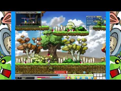 Instantshifts Maplestory Ep 1 Tutorial Island