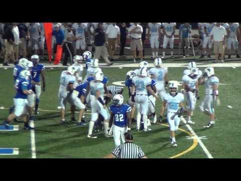 Prep Football: Superior (WI) vs Hopkins (8/22/2014)