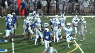 Superior (WI) vs Hopkins - Football (8/22/2014)