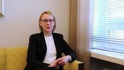 Minun eduskuntani - puhemies Maria Lohela