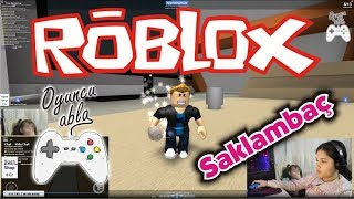 ROBLOX - Hide and Seek Extreme - SAKLAMBAÇ Oyunu
