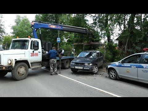 Пьяный водитель 60 км удирал от полиции, задержали его лишь в Иванове