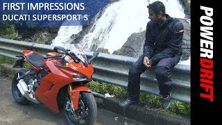 Ducati SuperSport S : The Game Changer : PowerDrift