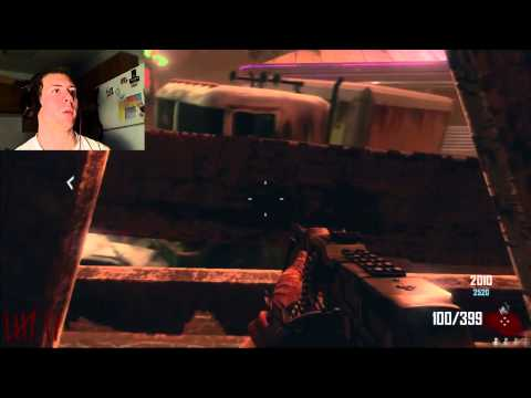 Let's Play Call of Duty: Black Ops II Zombies Tranzit Part 1
