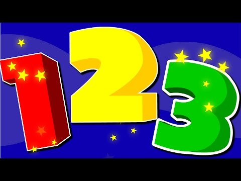 the numbers song  learn numbers  123 song  nursery rhymes  kids rhymes  kids tv