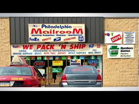 Shipping Supplies Philadelphia | Philadelphia Mailroom