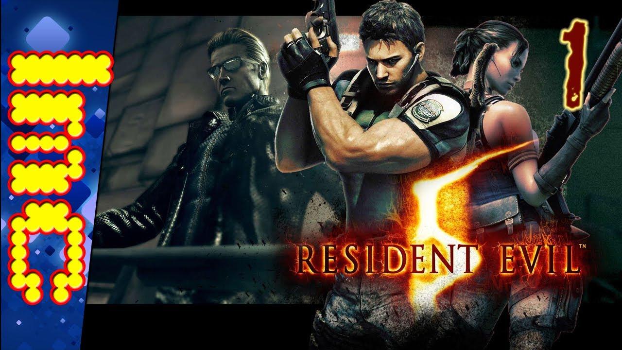 ASSEMBLY | Resident Evil 5 - Part 1 (TDL)