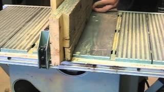 Rustic Loft Bed Frame