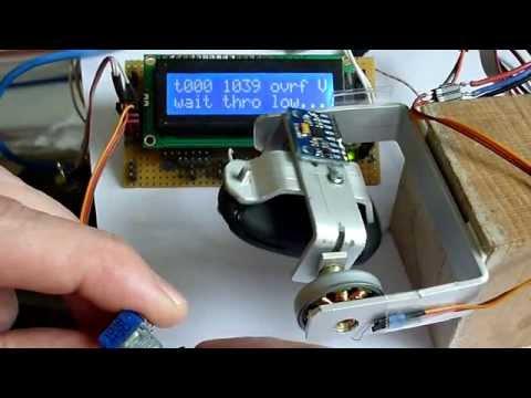Micro brushless gimbal understanding better the dynamics for Are brushless motors better