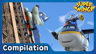 [Superwings s3 full episodes] EP11~EP20