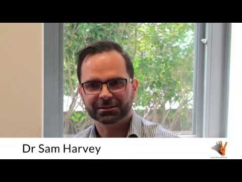 Dr Sam Harvey - Exercise and mental health