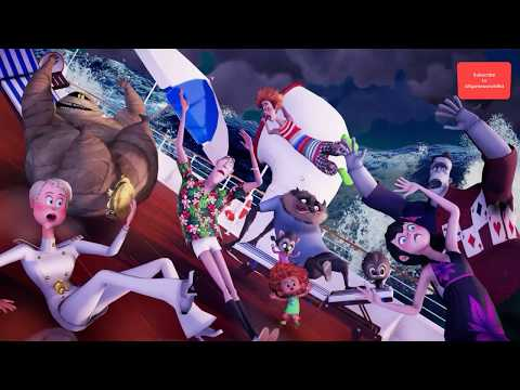 Hotel Transylvania 3  Monsters Overboard Gameplay (PC Game).