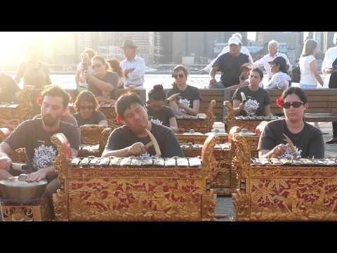 Balinese Gamelan Music by Dharma Swara -song 1