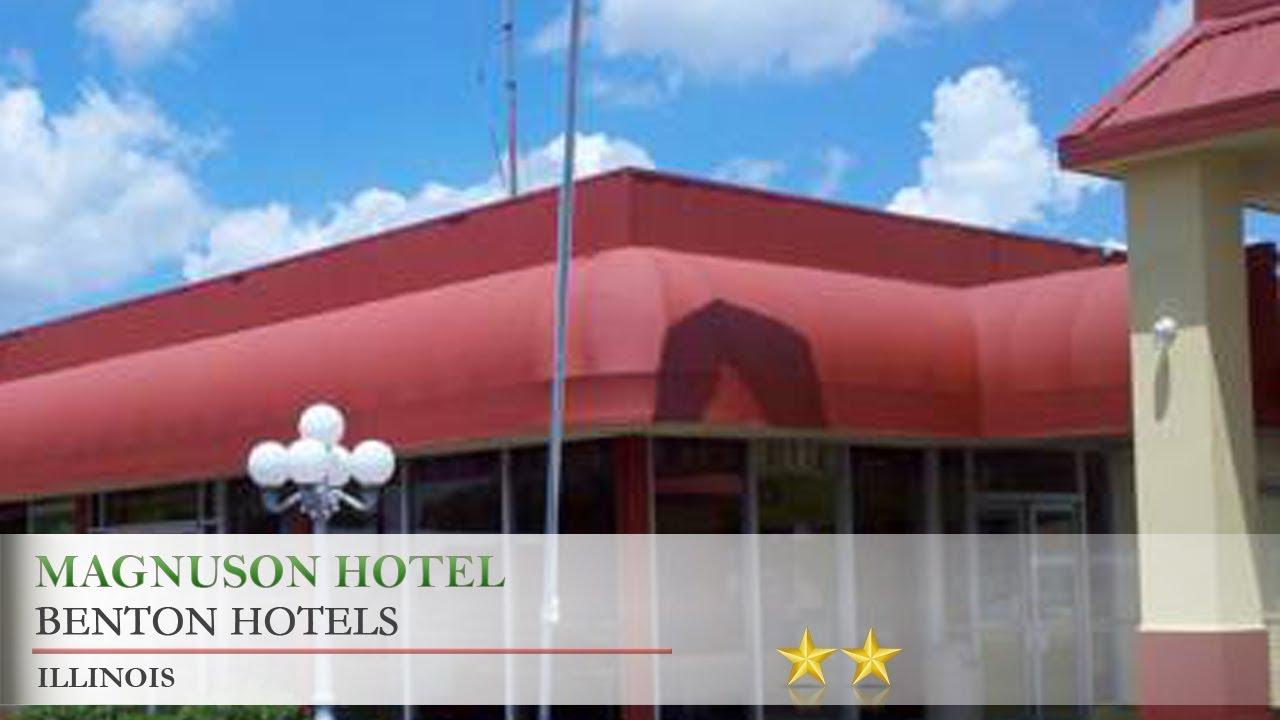 Magnuson Hotel Benton Hotels Illinois