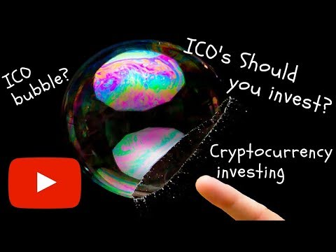 Cryptocurrencies - ICO should you invest? everything you need to know before investing