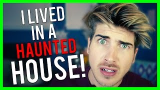 I LIVED IN A HAUNTED HOUSE! | STORYTIME
