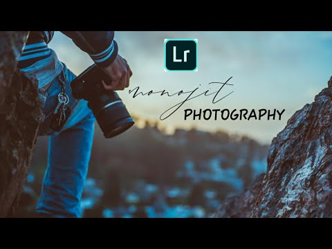 HOW TO ADD YOUR PHOTOGRAPHY LOGO ON YOUR PHOTO BY LIGHTROOM 2019 TUTORIAL