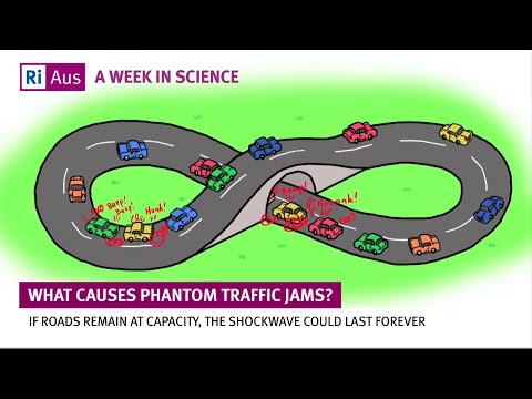 What Causes Traffic Jams? - A Week in Science