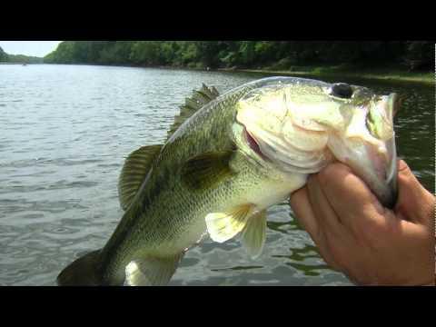 Brazos River Lake Whitney Dam