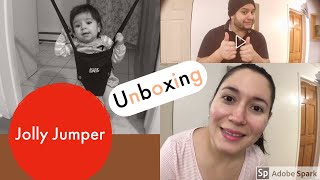 jolly jumper unboxing video divertido