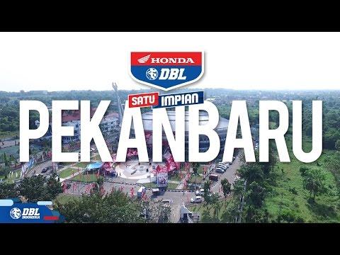 Jarak Bukan Jadi Rintangan - Honda DBL Satu Impian 2016 Eps Riau Series