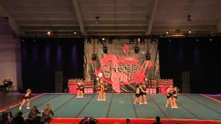 C4TC 2014 - SJ2 - Cheer Sport Seal Sharks