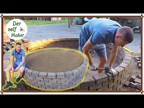Hochbeet selber bauen hochbeet aus stein selber bauen for Gartenkuche aus stein selber bauen